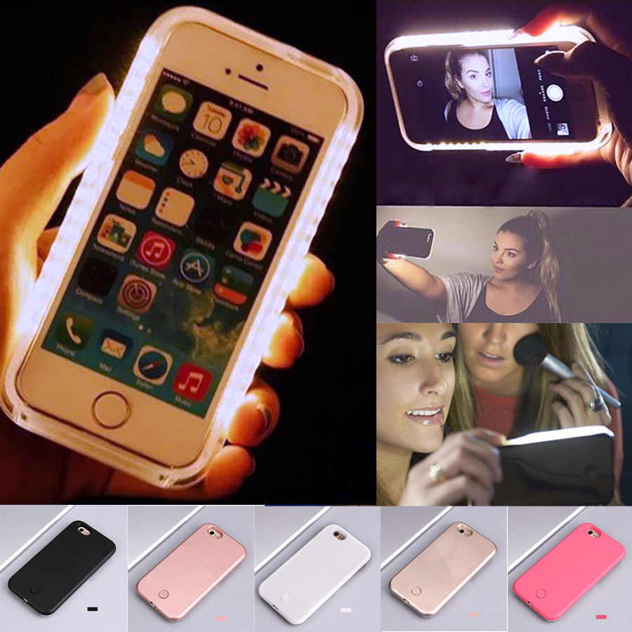 apple iphone 7 phone cases light up