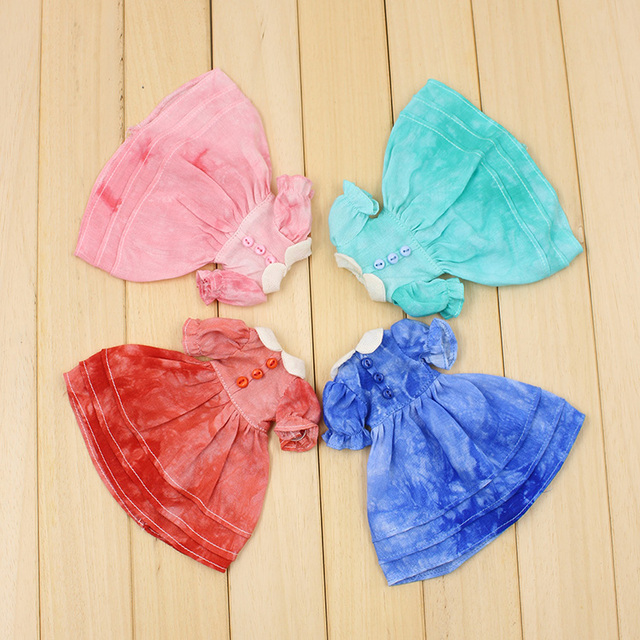 Neo Blythe Doll Simple Candy Dress