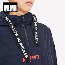 MLMR Мужская осенняя куртка с принтом в виде буквы M | 218321538 Лучший!