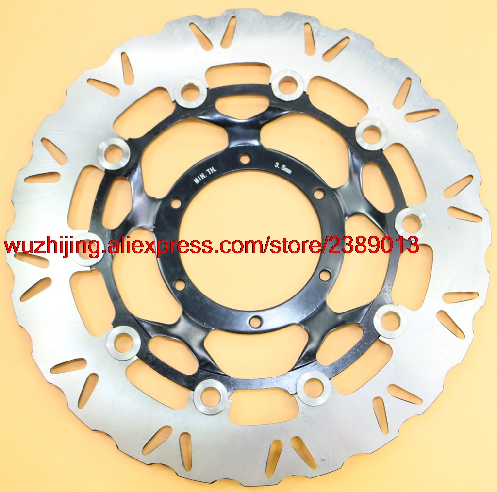 Brake Disc Rotor fit HONDA CBR1000RR CBR 1000 RR 2006 2007 06 07 / VTR1000 VTR SP1 RC51 1000 2000 - 2004 2001 2002 2003 футбольные ворота exit маэстро 180x120x60 см