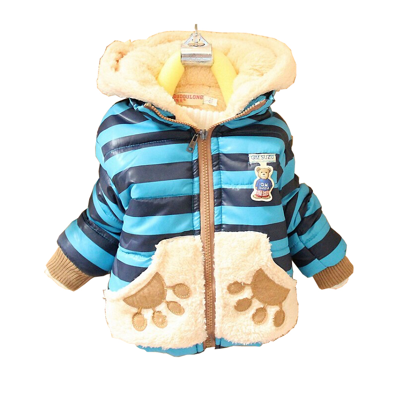 Jackets & Coats Baby Boy Jackets Coat 2018 Autumn Winter Jacket For Boys Coats Kids Warm Hooded Outerwear For Baby Girls Minnie Jacket Clothes
