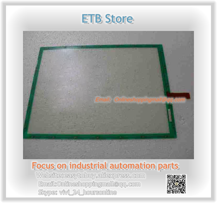 N010-0510-T222 7 Wires Touch screen 15 inch Touch Screen Panel Glass Digitizer