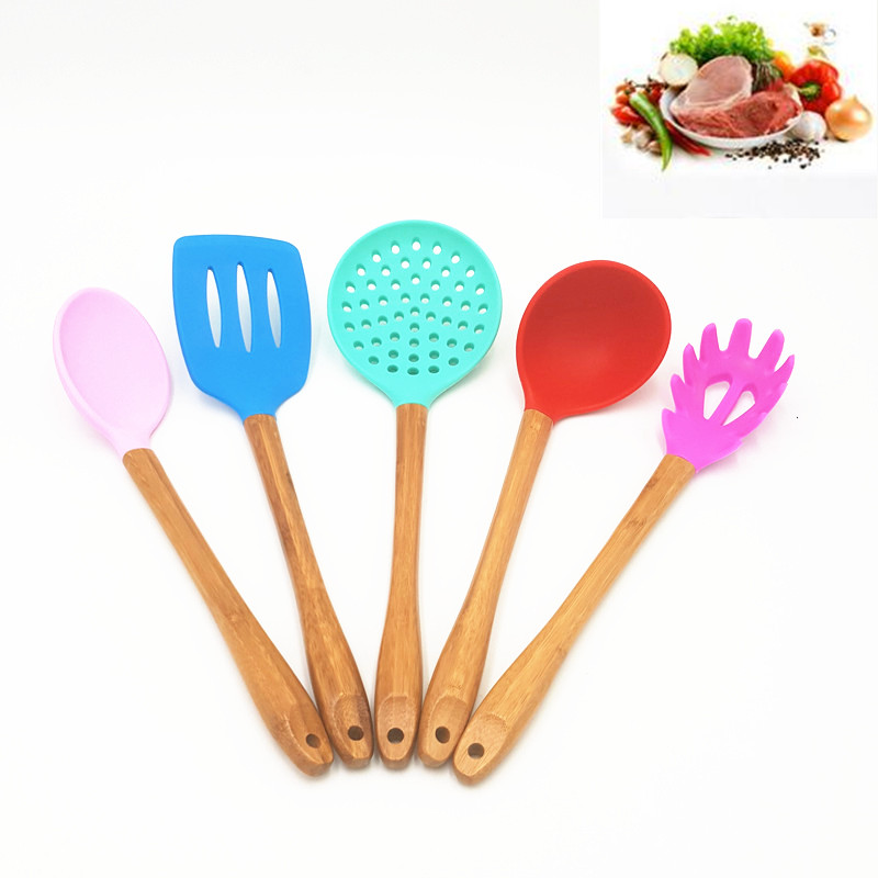 Online Kitchen Supplies: Free Shipping Kitchen Supplies 5pcs In One Set New Design