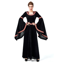Nordic ancient Greek mythology characters Halloween adult cos goddess dresses Stage drama performance performances Halloween