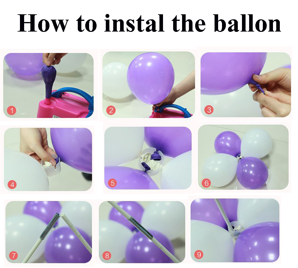 tienda online m x m decoracin arco de globos para eventos del banquete de boda lugar aliexpress mvil
