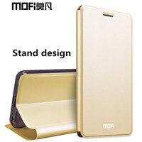 ZUK Z2 case MOFi original Lenovo ZUK Z2 leather cover TPU flip case silicon back cover phone cases 5.0 inch luxury coque funda