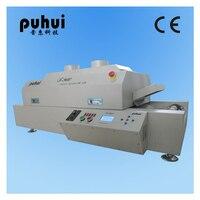 Autorisierten PUHUI T-960 LED Löten Maschine Mini SMT Reflow-ofen T960 Infrarot IC Heizung BGA SMD Rework Sation T 960