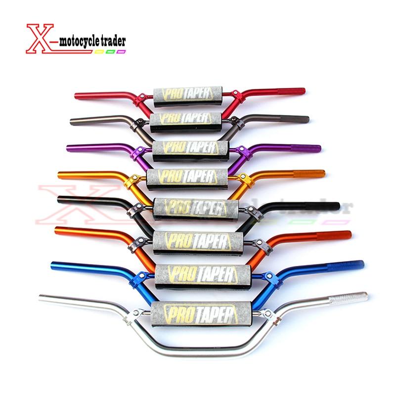 Новинка, ручка Tianimum OEM PROTAPER SE, руль для велосипедов CRF50 XR50 KLX110 BBR
