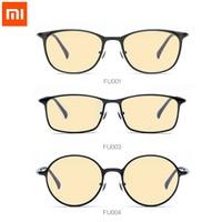 Xiaomi ts 60% لمكافحة الأشعة الزرقاء 100% uv حامي واقية نظارات العين ل لعب ألعاب الكمبيوتر تلفزيون الهاتف جولة/ساحة/البيضاوي نظارات