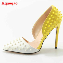 Escarpins Femme Wedding Party Star Stiletto Shoes Zapatos Mujer Scarpe Donna Chaussure Super High Pointed Toe Shoes Women Pumps
