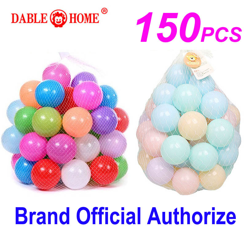 150 Pcs Colorful Water Pool Children Toys Tent Ocean Wave Balls Outdoor Play Plastic Ball Kid Funny Bath Toy Swim Pit Sport Ball цена 2017