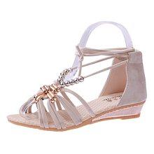 women sandals 2016 women's shoes gladiator Girls Sandal Shoes Flip Flops Summer Girls Floral Sweet Sandalia bayan ayakkabi