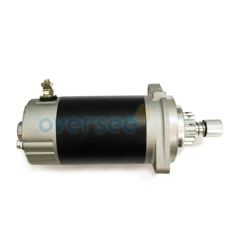 Start Motor 25HP 30HP For YAMAHA Outboard Engine Electric Starter Motor 689-81800-12 or 689-81800-13 25HP 30HP 689-81800 9 9x13 boat motor propeller for tohatsu nissan 25hp 30hp outboard engine 9 9 x 13