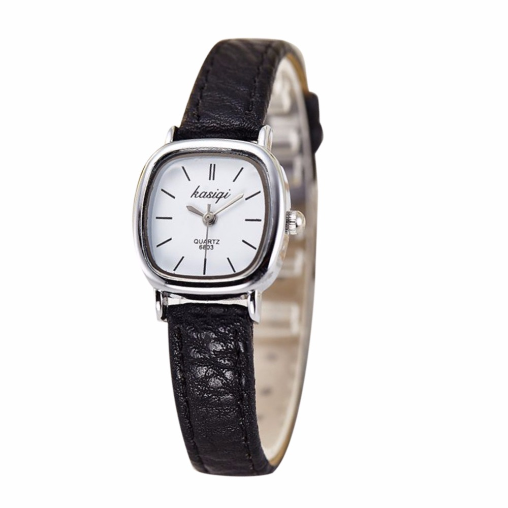 Ladies Watch Fashion Female Leather Women Watches Clock  Quartz Wrist Watches Montre Femme Reloj Mujer bayan kol saati термокружка emsa travel mug 360 мл 513351