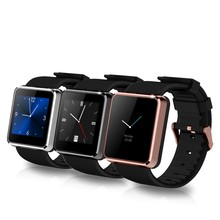 Bluetooth smart watch phone f1 smartwatch armbanduhr mit kamera für samsung htc huawei lg xiaomi android smartphoneswatch mp3