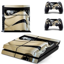 STAR WARS Vinyl Decal Skin Sticker Cover for Sony PS4 PlayStation 4 and 2 controller skins