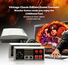 HDMI AV OUT Built-in 600 Retro Classic Games Mini TV Handle Game Console Family Entertainment System Series PAL & NTSC