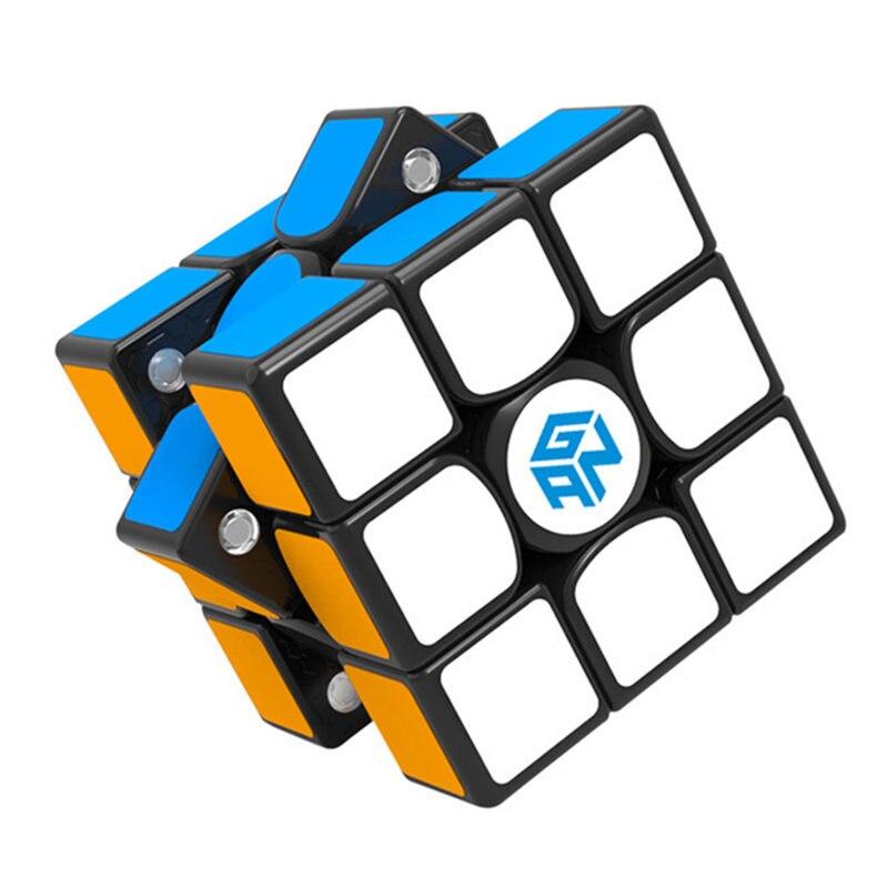GAN 356 X Cube magique magnétique Gan 356x Cube de vitesse Profissiona aimants Cubes Puzzle néo Cubo Magico GANS 356 jouets pour enfants Cubo - 2