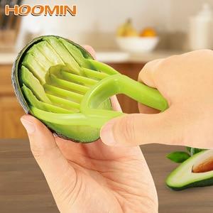 HOOMIN 3 in 1 Avocado Slicer P