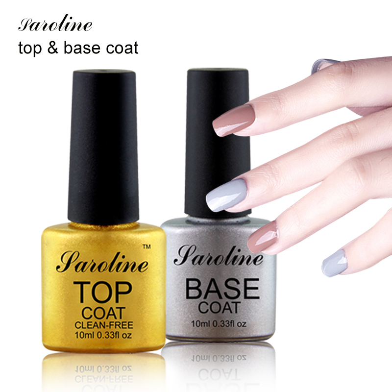 How Long Does Nail Polish Remover Last: Saroline 10ML Long Last Clean Free Primer Non Cleansing