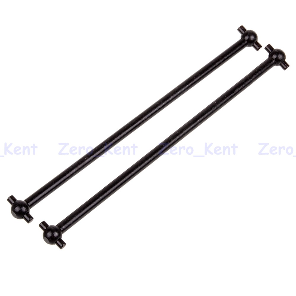 HSP 60063P Centre Front DogBone 117MM 2p for RC Parts HSP 1/8 Scale Nitro Buggy hsp 62021 center dogbone f 1 8 scale models spare parts for rc model cars himoto 94762