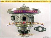 Turbo Núcleo chra cartucho Turbocharger VT10 1515A029 VC420088 VB420088 VA420088 para Mitsubishi L200 2005-4D5CDI 133HP 2.5L TD