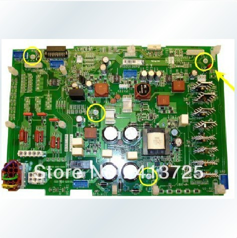 New inverter ATV71 series 280kw Schneider Power Board VX5A1HC28N4 links
