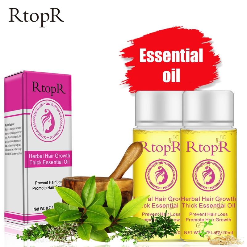 20ml Hair Growth Thick Essential Oil Hair Scalp Care Treatment for Men Women JIU55