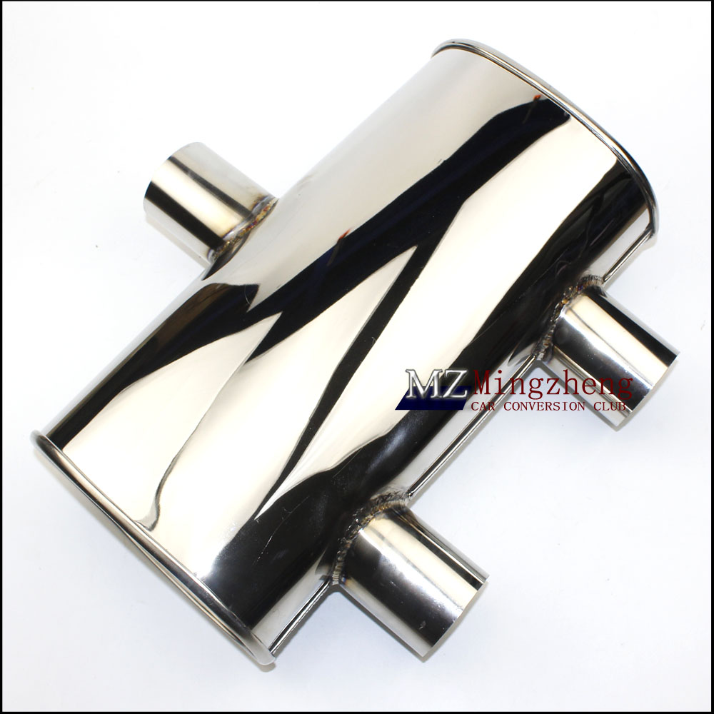 car accessories T styling Exhaust Pipe Muffler Stainless Steel  Silencer outlet Exhaust Systemcar accessories T styling Exhaust Pipe Muffler Stainless Steel  Silencer outlet Exhaust System