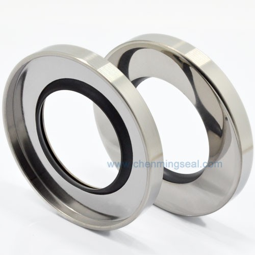 Aliexpress com : Buy 125*150*12 mm Single Lip PTFE Stainless Steel Oil  Seals Screw Air Compressor Rotorcomp B201 Spare Parts from Reliable steel