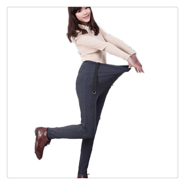 Inverno Calças Leggings Maternidade Roupas Para Mulheres Grávidas Primavera fino 2017 Cintura Alta Suspender Calças Gravidez Macio