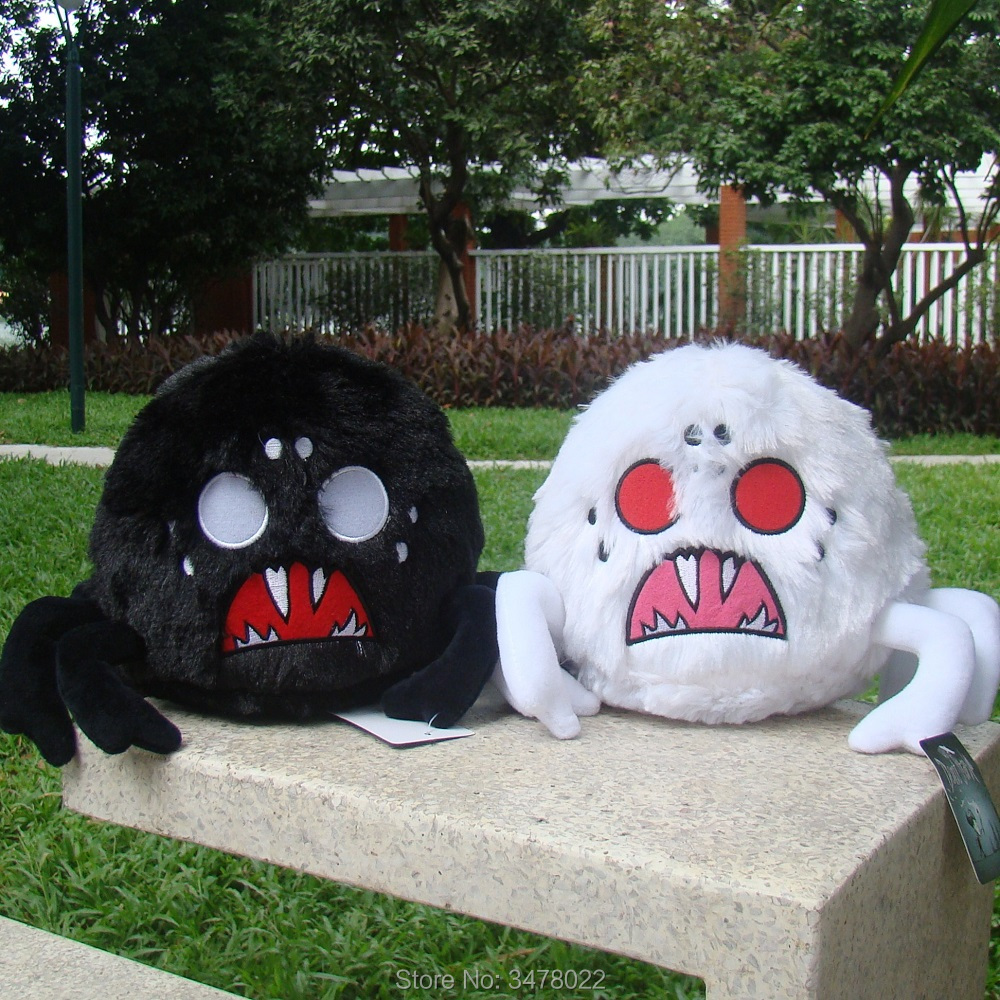 Dont Starve Do Not Starve Plush Toy Hissing Spider Shadow Spider Queen Webber Toys Stuffed Animal DollDont Starve Do Not Starve Plush Toy Hissing Spider Shadow Spider Queen Webber Toys Stuffed Animal Doll