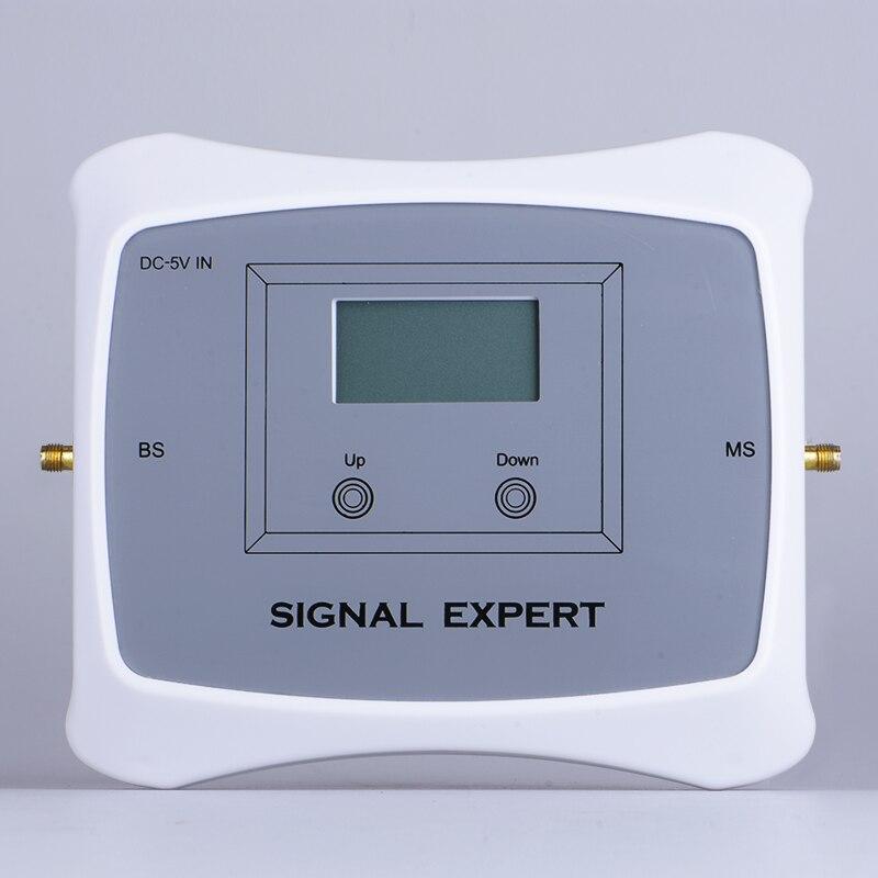ATNJ распродажа! Умный lcd двухдиапазонный 2G 3g 850/1700MHz повторитель сигнала для сотового телефона Сотовый усилитель сигнала
