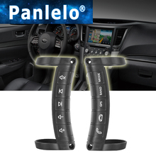 Panlelo Universal Steering Wheel Remote Control GPS Music Portable Hand up Answer ABS Material for Car Multimedia Player