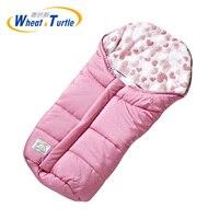 Mãe Crianças Fundamento Do Bebê Sacos de Dormir saco de Dormir Para Recém-nascidos Polar Roupas Infantis Sacos de Dormir Estilo Romper de Manga Comprida