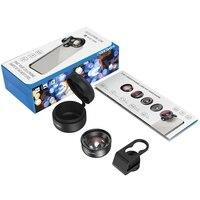 Apexel Hd Optic Camera Phone Lens 100Mm Macro Lens 10X Super Macro Lenses for Iphonex Xs Max Samsung S9 All Smartphone