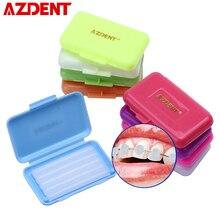 9 коробок/упаковка, брекеты, раздражение резинки, клубника, яблоко, апельсин, мята, виноград, отбеливание зубов, гигиена полости рта, стоматологический ортодонтический воск