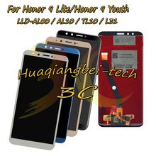 Für Huawei Honor 9 Lite/Honor 9 Jugend LLD AL00 LLD AL10 LLD TL10 LLD L31 Volle LCD DIsplay + Touch Screen Digitizer montage