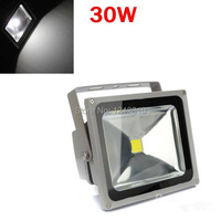 85 265V 30W 50W Landscape Lighting IP65 LED Flood Light Floodlight LED street Lamp Free Shipping