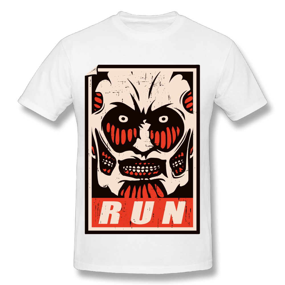 Japanese Anime Attack On Titan Graphic T Shirts Cool Men Comfortable Short Sleeve Cotton T-shirt