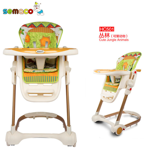 Baby Table And Chairs Minnie High Chair Children S Dining Portable Foldable Multi Function Adjustable Eating