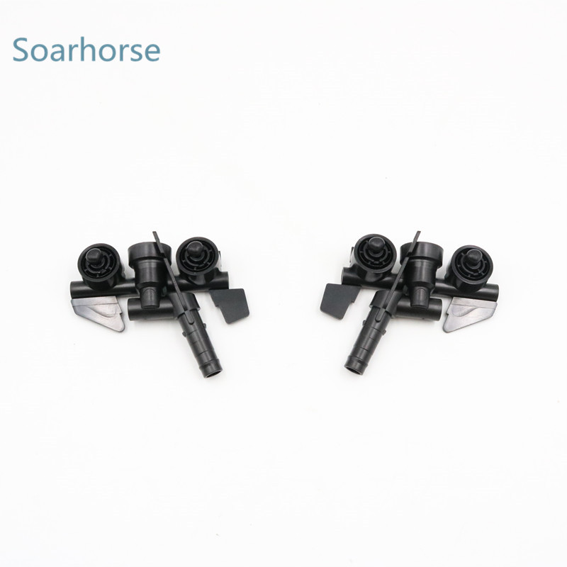 Hot Sale Soarhorse Car Headlight Washer Spray Nozzle Headlamp