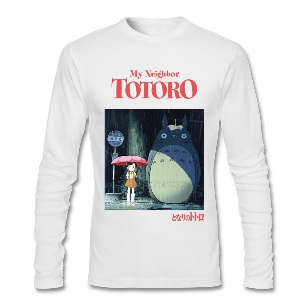 Shirt design price - New Coming Studio Ghibli My Neighbor Totoro Clothing For Mens Cotton T Shirt Cool Design Low