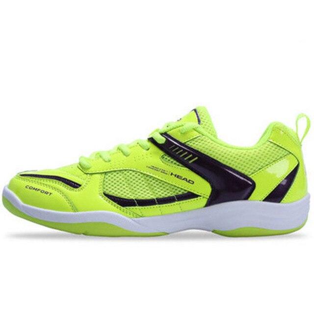 c83a9c0136f7 2016 Badminton Shoes Men Leather Badminton Tennis Men Red Blue Court Shoes  Badminton Mens Indoor Sneakers Shoes Size 35-44