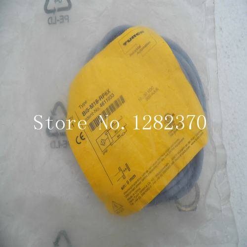 [SA] New original authentic special sales TURCK sensor switch BI5-M18-RP6X spot --5PCS/LOT