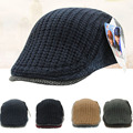 Mens Womens Knit Beanie Winter Ski Hat Warm Knitted Unisex Baseball Hip Hop Cap