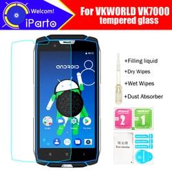 На Алиэкспресс купить стекло для смартфона vkworld vk7000 tempered glass 100% original premium 9h 2.5d screen protector film for vkworld vk7000 phone (not full cover)