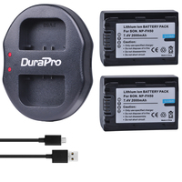 NP FH50 for Sony NP FH50 Digital battery + USB Charger for Sony A230 A330 A290 A380 A390 HDR TG1E TG3 TG5 TG7 DSC HX1 DSC HX200
