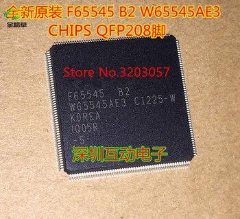 IC new original F65545B2 F65545-B2 F65545 B2 2208-QFP 5PCS Free Shipping