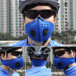 Image 5 - New Items Men Women Adjustable Anti PM 2.5 Dustproof Windproof Protective Mouth Face Mask Outdoor Working Safety Respirator Mask
